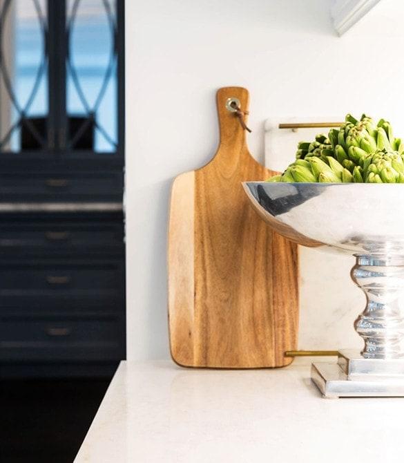 Elegant kitchen interior design in La Cañada