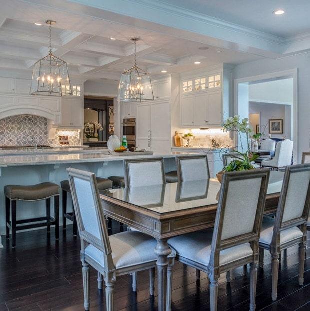 La Cañada's luxurious home interior design