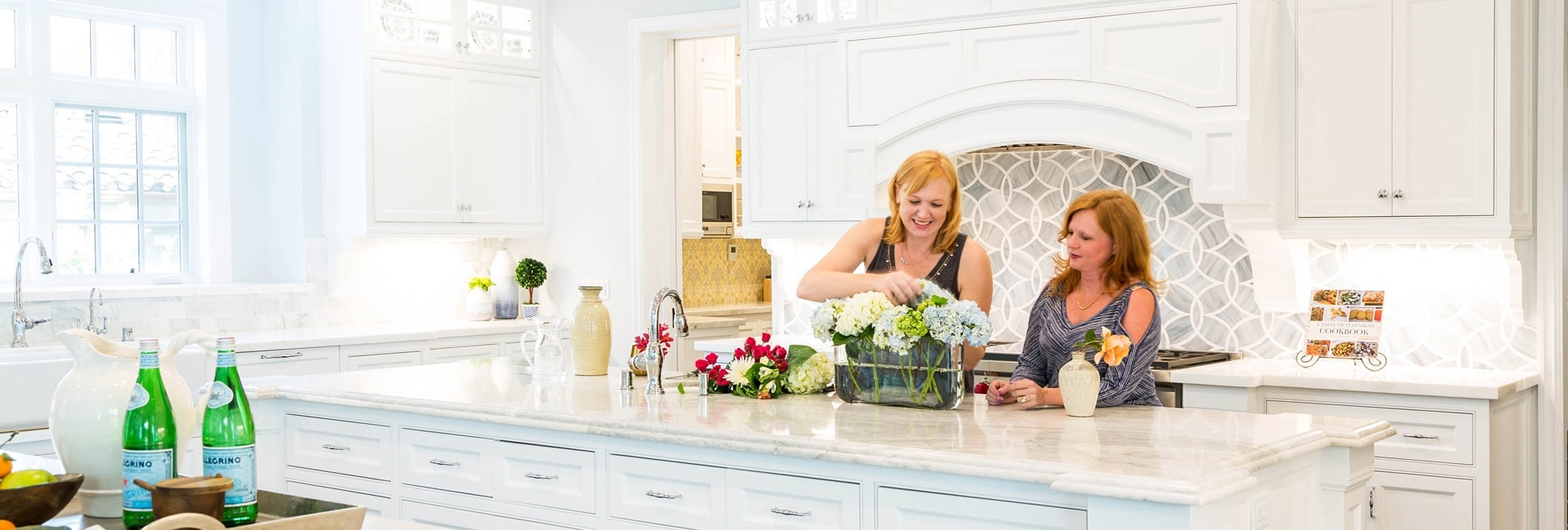 Top interior designers of Courtney Thomas Design in La Cañada