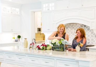 Kitchen design decorating tips by La Cañada's top interior designer - Courtney Thomas