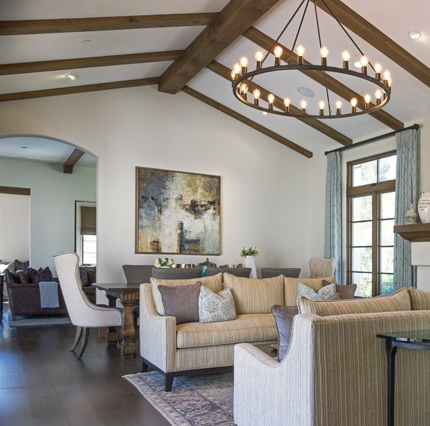 Click here to check out our interior design for La Cañada's Blvd house