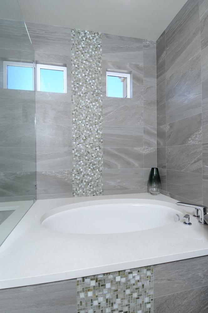 Luxury bathroom design in Glendale, CA