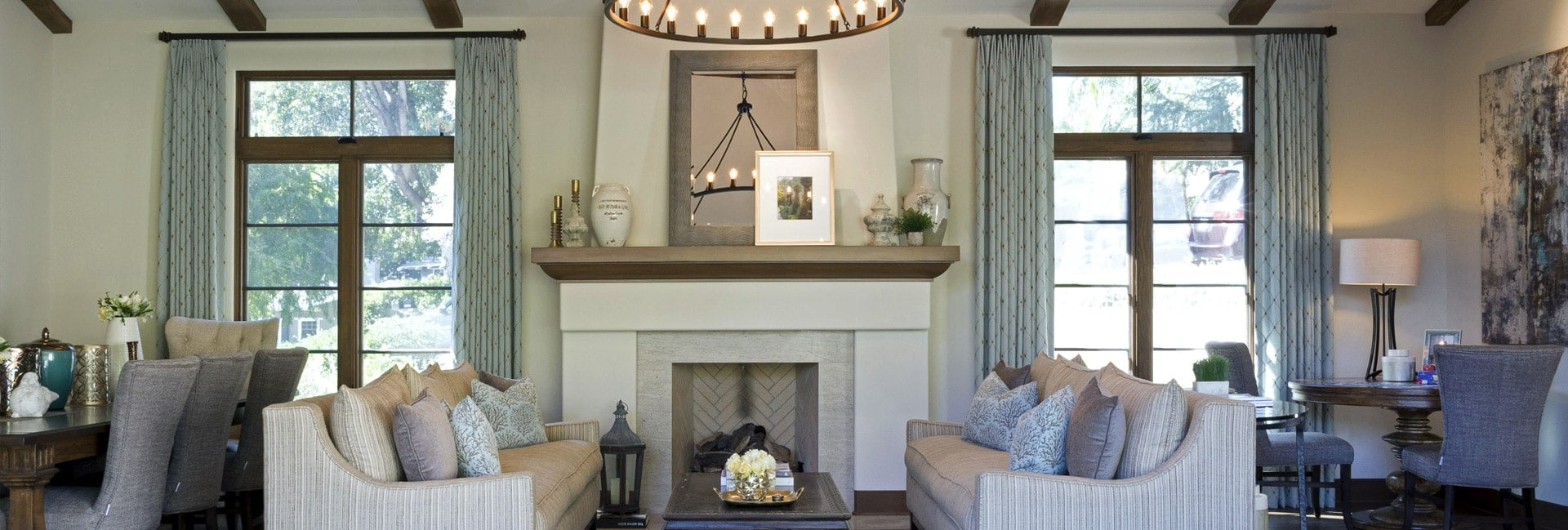 La Cañada's Blvd house interior design by Courtney Thomas Design