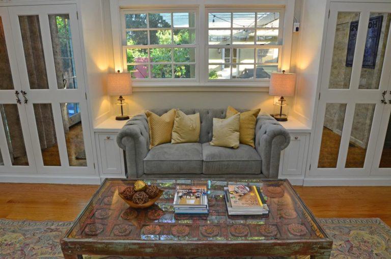 Master bedroom interior design in Verdugo Woodlands, CA