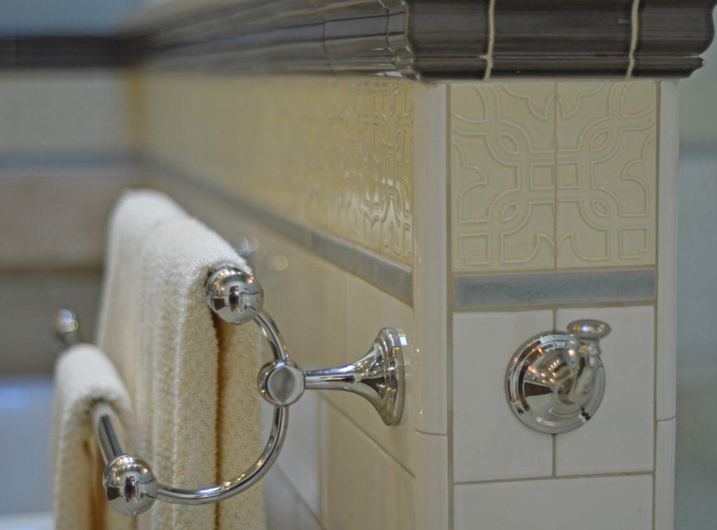 Bathroom design finishes in Verdugo Woodlands, CA