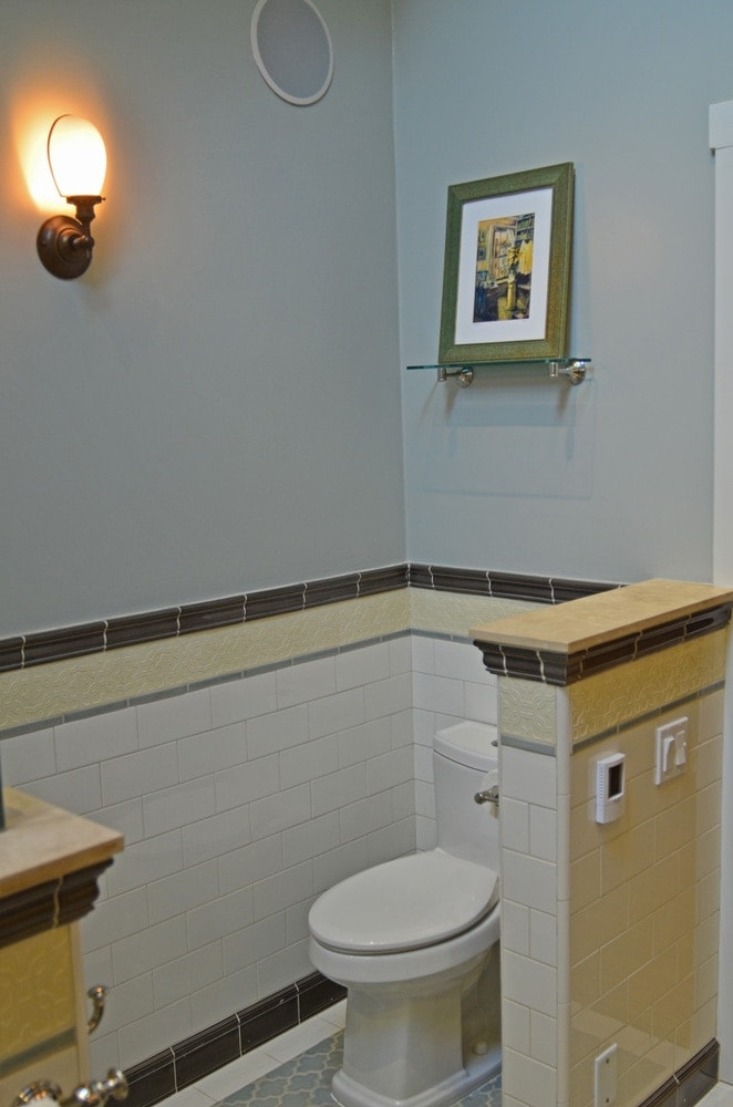 Luxury bathroom design in Verdugo Woodlands, CA