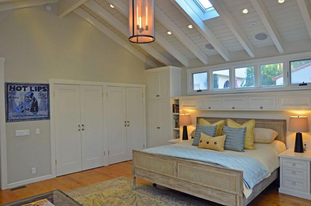 Master bedroom design Verdugo Woodlands, CA