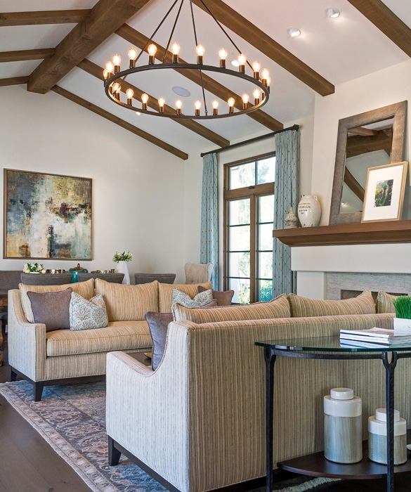 South Pasadena Upscale Interior Design