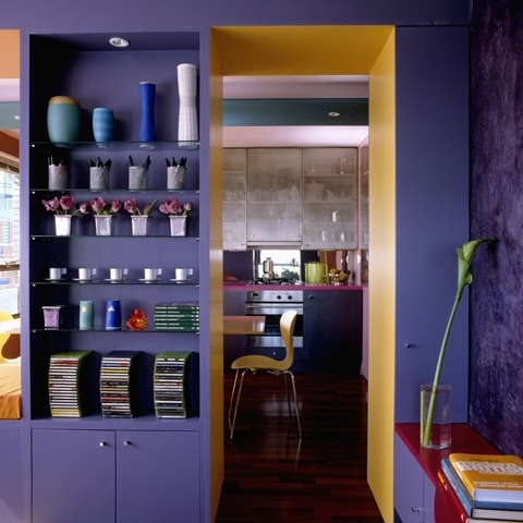 Ultra Violet Interior Design