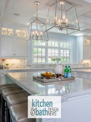 Kitchen And Bath Design News Designer Creates Family Friendly Spaces